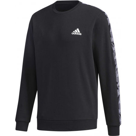 adidas ESSENTIALS TAPE SWEATSHIRT - Pánska mikina