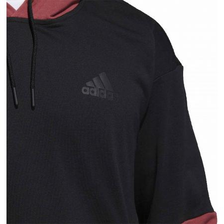 Bluza męska - adidas NEW AUTHENTIC HOODED SWEATSHIRT - 11