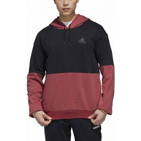 Bluza męska - adidas NEW AUTHENTIC HOODED SWEATSHIRT - 3
