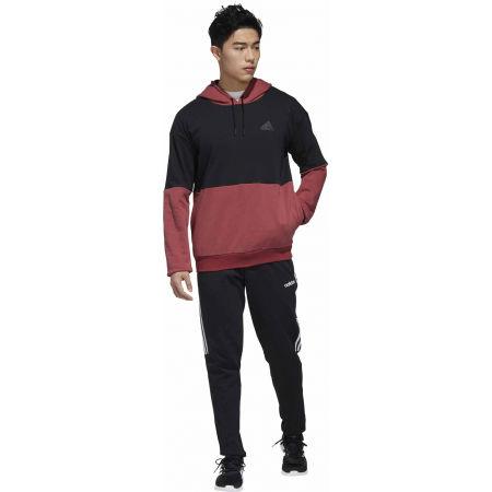 Bluza męska - adidas NEW AUTHENTIC HOODED SWEATSHIRT - 8