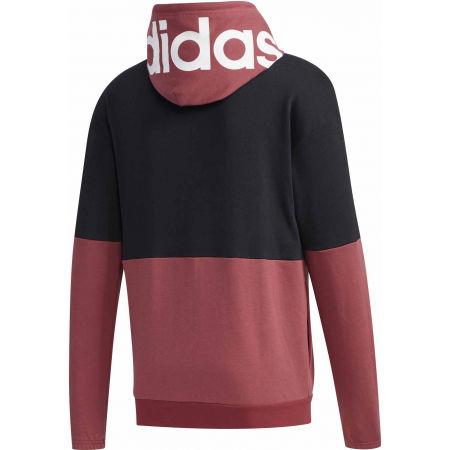 Bluza męska - adidas NEW AUTHENTIC HOODED SWEATSHIRT - 2