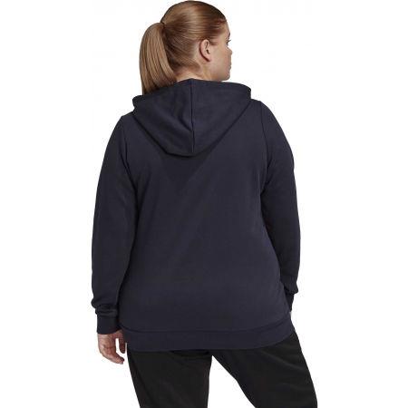 Damen Sweatshirt - adidas E INC FZ HD - 7