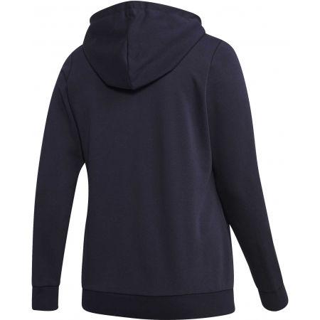 Damen Sweatshirt - adidas E INC FZ HD - 2