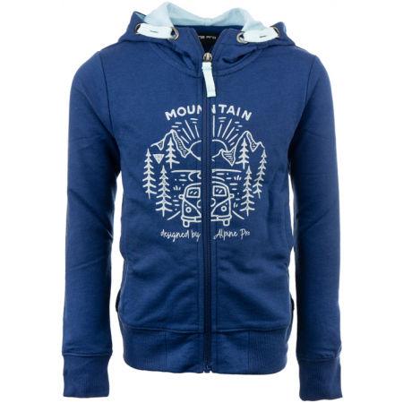 ALPINE PRO SAFO - Kinder Sweatshirt