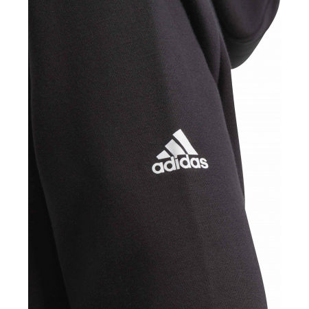 Boys' hoodie - adidas YB LOGO HOODIE - 4