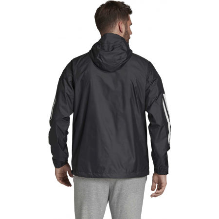 Men's windbreaker - adidas BSC 3S WIND JKT - 7
