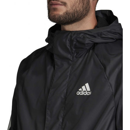 Men's windbreaker - adidas BSC 3S WIND JKT - 8
