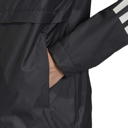 Men's windbreaker - adidas BSC 3S WIND JKT - 9