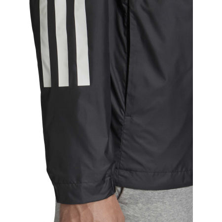 Men's windbreaker - adidas BSC 3S WIND JKT - 10