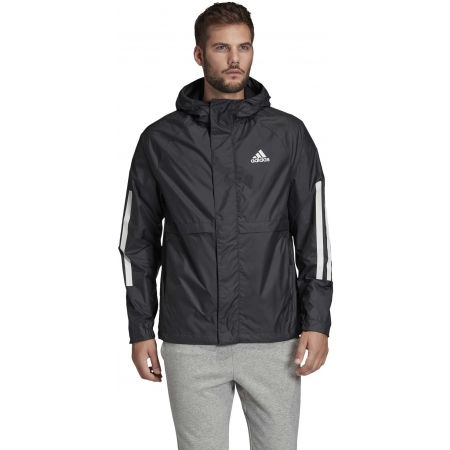 Men's windbreaker - adidas BSC 3S WIND JKT - 3
