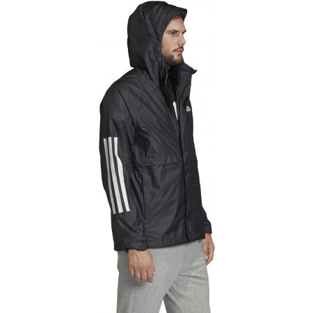 Men's windbreaker - adidas BSC 3S WIND JKT - 6