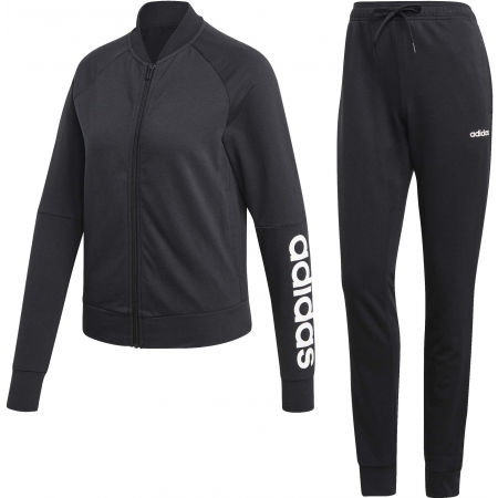 Women's tracksuit - adidas WTS NEW CO MARK - 1