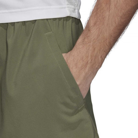 Men's shorts - adidas DESIGNED TO MOVE PRIMEBLUE BRANDED SHORT - 7