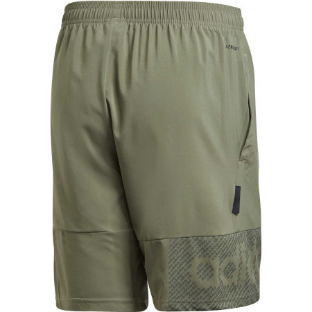 Men's shorts - adidas DESIGNED TO MOVE PRIMEBLUE BRANDED SHORT - 2