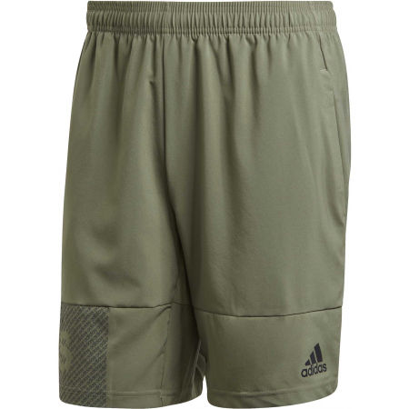 adidas DESIGNED TO MOVE PRIMEBLUE BRANDED SHORT