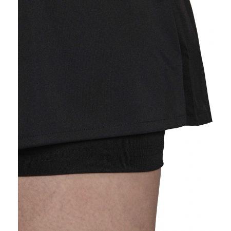 Women's sports skirt - adidas CLUB LONG SKIRT 16 INCH - 9