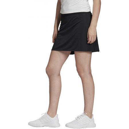 Дамска спортна пола - adidas CLUB LONG SKIRT 16 INCH - 4
