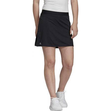 Women's sports skirt - adidas CLUB LONG SKIRT 16 INCH - 3