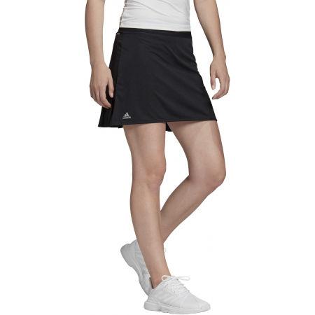 Women's sports skirt - adidas CLUB LONG SKIRT 16 INCH - 5