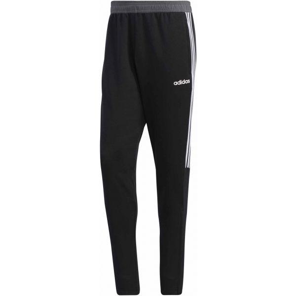 adidas NEW A SRNO TP černá L - Pánské sportovní kalhoty