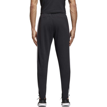 Men's sweatpants - adidas ESSENTIALS 3 STRIPES TAPERED PANT FRENCH - 6
