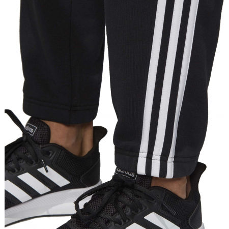 Pánske nohavice - adidas ESSENTIALS 3 STRIPES TAPERED PANT FRENCH - 9