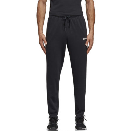 Men's sweatpants - adidas ESSENTIALS 3 STRIPES TAPERED PANT FRENCH - 3