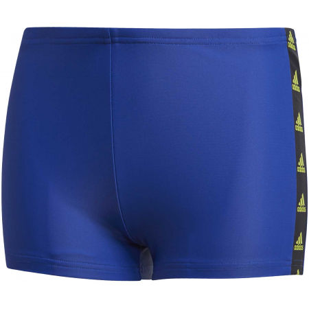 adidas YOUTH BOYS TAPE SWIM BOXER - Бански за момчета