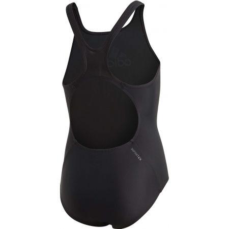 Dívčí jednodílné plavky - adidas YA BOS SUIT - 2