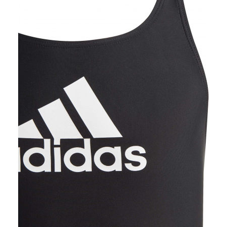 Girls' one piece swimsuit - adidas YA BOS SUIT - 3