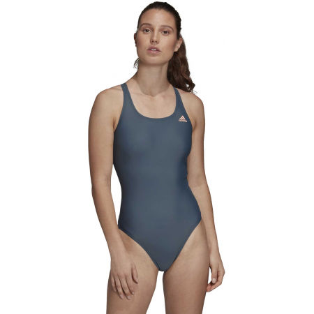 Women's one piece swimsuit - adidas ATHLY V fixed SWIMSUIT - 4