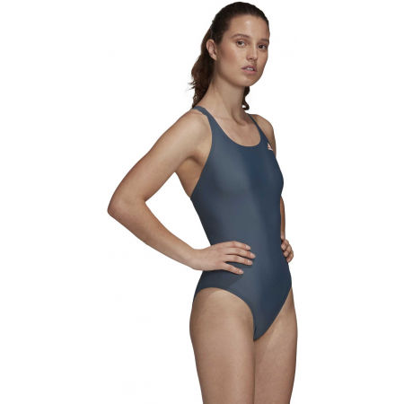 Women's one piece swimsuit - adidas ATHLY V fixed SWIMSUIT - 6