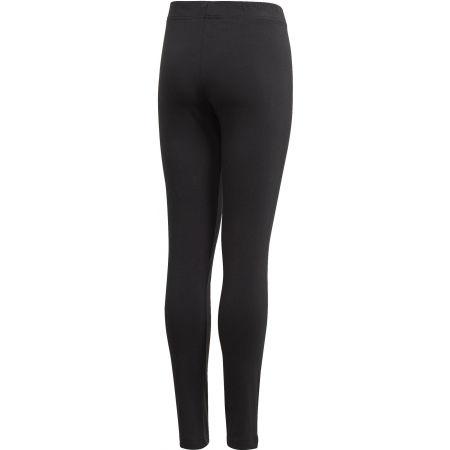 Girls' leggings - adidas YG E LIN TGHT - 2