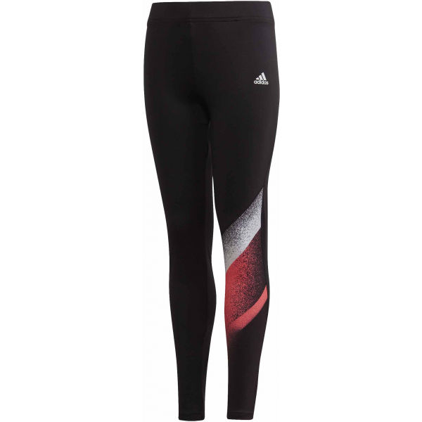 adidas YG UNLEASH CONFIDENCE TIGHT  128 - Dívčí legíny