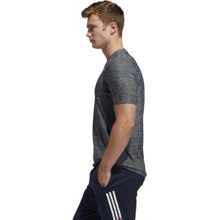 Tricou sport bărbați - adidas ALL SET TRAINING TEE 2.0 - 5
