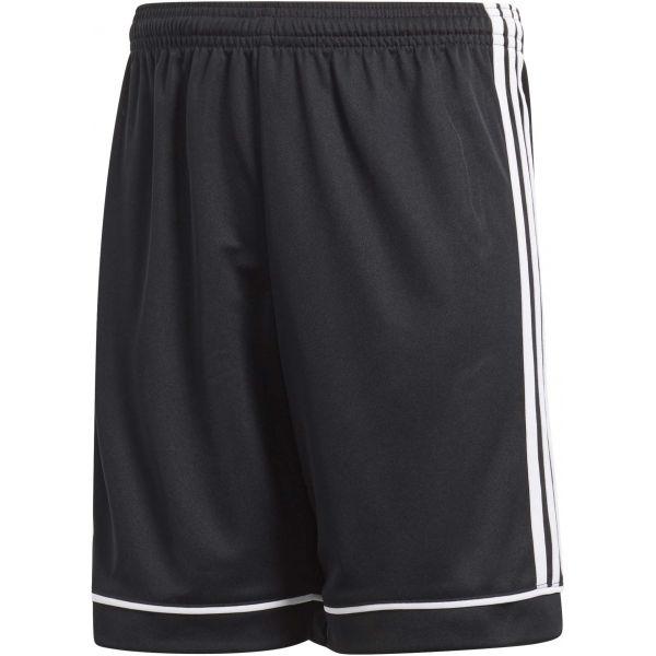 adidas SQUAD 17 SHO Y černá 140 - Chlapecké fotbalové šortky
