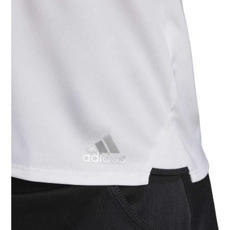 Women's tennis T-shirt - adidas CLUB 3 STRIPES POLO - 9