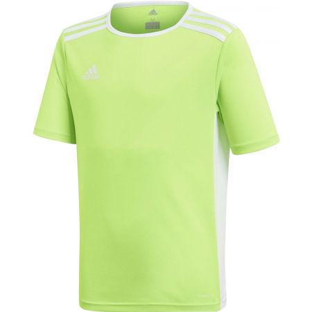 adidas ENTRADA 18 JSYY - Fiú futball mez
