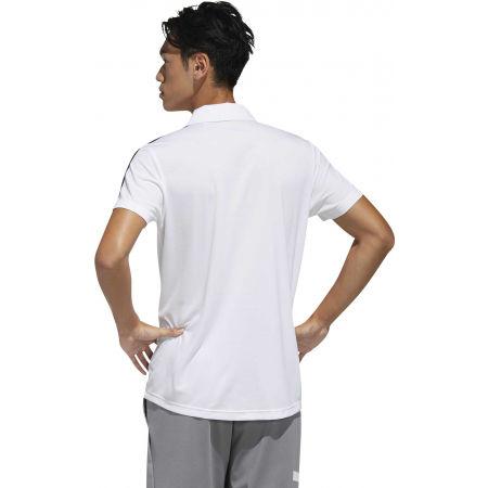 Men's polo shirt - adidas MENS D2M POLO - 7