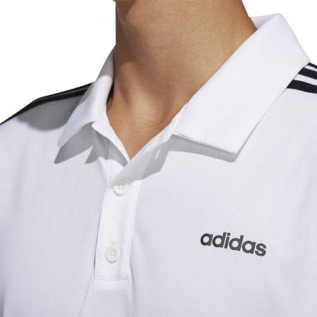 Men's polo shirt - adidas MENS D2M POLO - 8