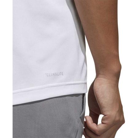 Men's polo shirt - adidas MENS D2M POLO - 10