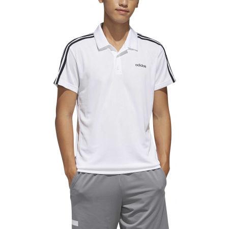 Men's polo shirt - adidas MENS D2M POLO - 3