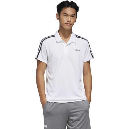 Men's polo shirt - adidas MENS D2M POLO - 4