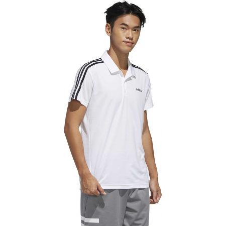 Men's polo shirt - adidas MENS D2M POLO - 6