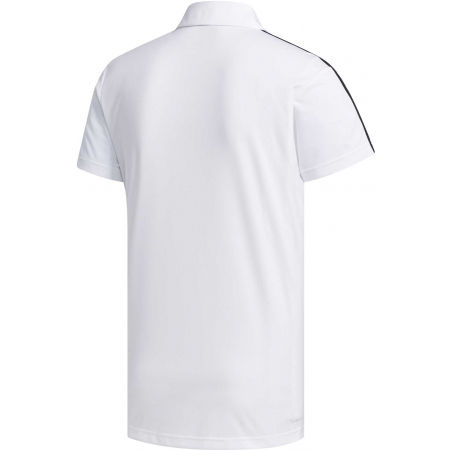 Men's polo shirt - adidas MENS D2M POLO - 2