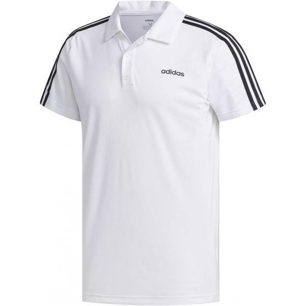 adidas MENS D2M POLO  L - Pánske polo tričko