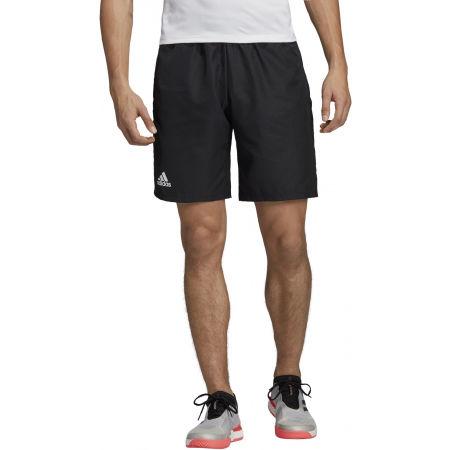 Men's tennis shorts - adidas CLUB SHORT 9 INCH - 4
