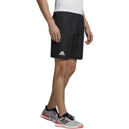 Men's tennis shorts - adidas CLUB SHORT 9 INCH - 5