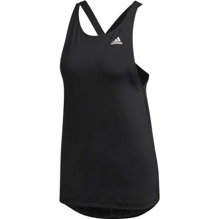 adidas DESIGNED TO MOVE AOP TANK - Women's sports tank top