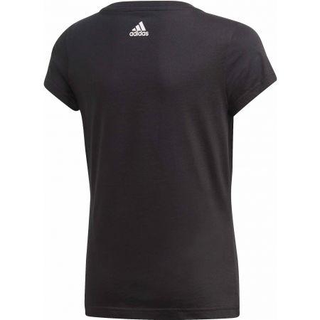 Dievčenské tričko - adidas YG BADGE OF SPORT TEE - 2